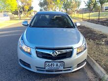 """HOLDEN CRUZE AUTOMATIC VERY LOw KMS: 48,00only """"AS NEW"""" Holden Hill Tea Tree Gully Area Preview"""