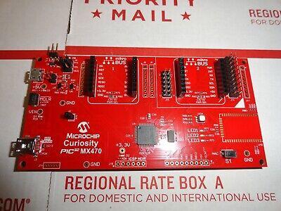 Dm320103 Curiosity Pic32mx470 Development Board