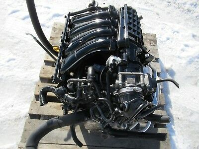 2007-2012 NISSAN SENTRA 2.0L ENGINE JDM MR20DE MR20 SENTRA B16 MR20 for sale  Saint-Leonard