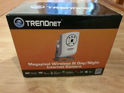 Caméra de surveillance Trendnet megapixel wireless jour/nuit TV-IP572WI