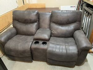 Terrific Reclining Loveseat Kijiji In Alberta Buy Sell Save Uwap Interior Chair Design Uwaporg