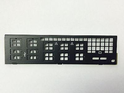 Supermicro MCP-260-00085-0B 1U I/O shield for CSE-510/505/504