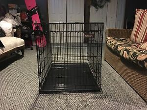 Dog crate for sale $100 OBO