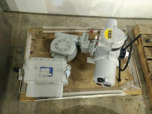 Rotork Controls Actuator IQFM  and SM-5120-D-1-16/150-90-S001