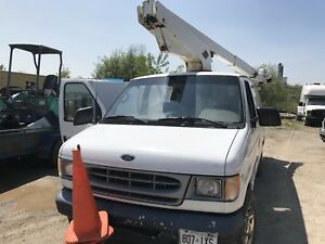 Bucket Van For Sale