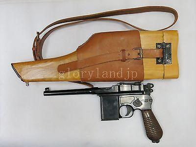 German Mauser Broomhandle C96/M712 Stock-Holster