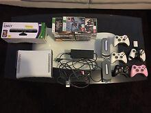 Xbox 360 Kinect plus 25 games Baldivis Rockingham Area Preview