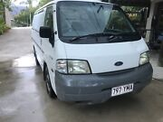 Ford econovan 2001 camper Cairns Cairns City Preview