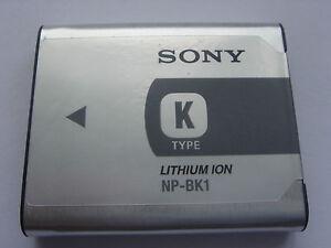 Batteria-originale-SONY-NP-BK1-CM5-MHS-PM1-MHS-PM5-DSC-W180-DSC-W190-DSC-W370