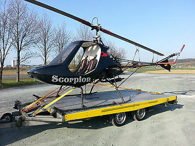 Scorpion Rotorway