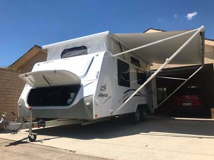 2012 Jayco Discovery Poptop
