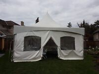 Party & Tent Rentals, Contact us today for Tents, tables etc.