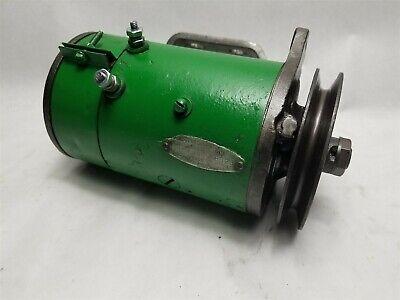 Genuine Delco Remy Remanufactured Generator 1101390 6 Volt John Deere H B A