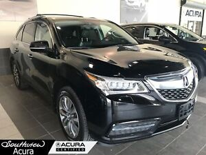 2016 Acura MDX Tech, Entertainment Package, Navigation, AWD