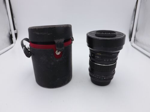 Pentax SMC SHIFT 28mm 3.5 Lens with hard case #7948058