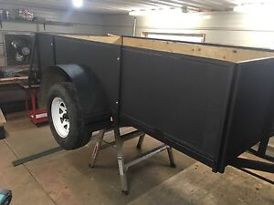 4.5 by 8.5 utility trailer