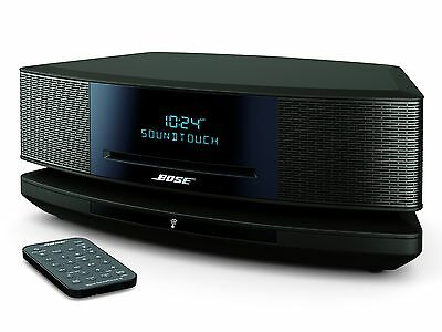 Bose Wave SoundTouch Music System IV Remote, CD Player and Radio- Espresso Black