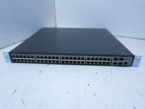 HP JG928A 48-PORT GIGABIT POE SWITCH HPE 1920-48G-POE+ 370W SWITCH  T7-A14
