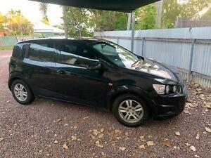 2013 Holden Barina CD Automatic Hatchback