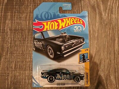 Hot Wheels 2018 Super Treasure Hunt King Kuda