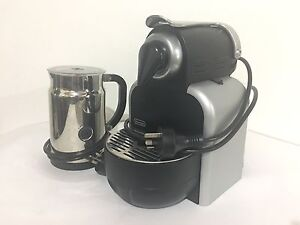 Delonghi Nespresso coffee machine with milk frother Sans Souci Rockdale Area Preview