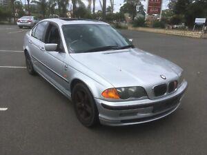 2001 BMW 3 Series 20i Blacktown Blacktown Area Preview