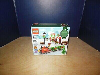 NEW NIB LEGO Christmas Train Ride 2017 Holiday Set 40262 NISB Factory Sealed