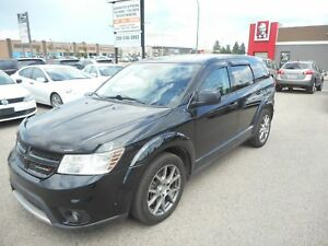 2012 Dodge Journey R/T Gauranteed Approval V6 AWD