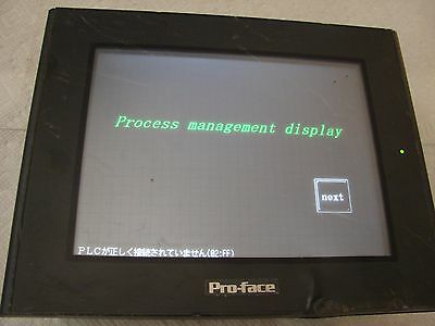 Proface 2880061 Gp2400-tc41-24v Operator Interface Touchscreen 7.4inch
