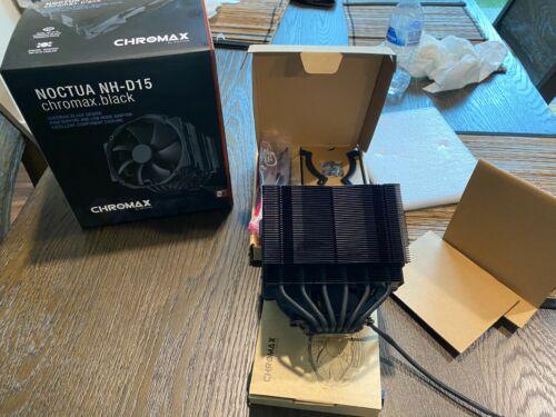 Noctua NH-D15 chromax.black CPU Cooler Heatsink
