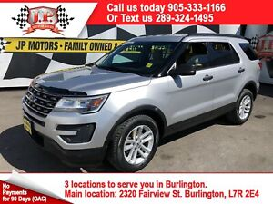 2016 Ford Explorer Automatic, 3rd Row Seating, 4x4