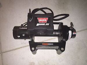 Warn Winch - Magnum 8k Canning Vale Canning Area Preview