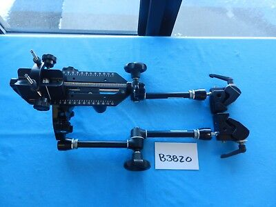 Barzell Whitmore Mardon Bells Dual Sided Table Mount Stabilizer Civco 203