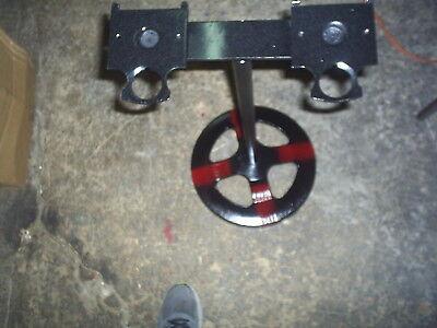 Original FORD GUMBALL MACHINE Double Machine Stand