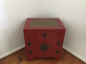 Antique Chinese cabinet Hamilton Newcastle Area Preview