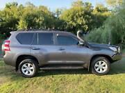 MY16 Toyota LandCruiser Prado GXL SUV Towing Tourer Tumut Tumut Area Preview