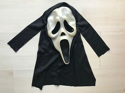 Scream Mask GhostFace rare costume easter unlimited fun world RDS Halloween !! - Halloween Scream Mask