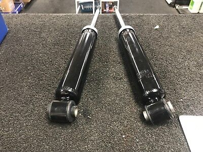 For FORD GALAXY MK3 06/> 1.6 2.0 2.2 REAR SHOCK SHOCKERS ABSORBERS X2 PAIR 1.8