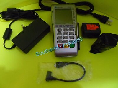 Verifone Vx670 Wireless Gprsgsm Credit Card Terminal Smart Card Chip Slot