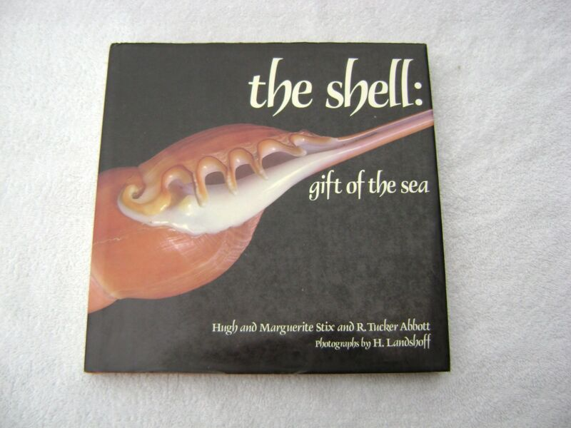THE SHELL BOOK MARITIME SEASHELL NAUTICAL MARINE (#152)