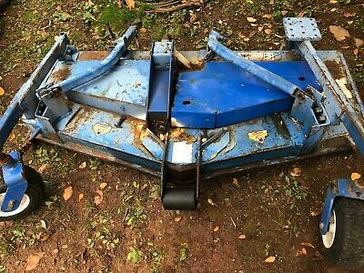 Mower Deck For A New Holland Mc35 4wd Tractor