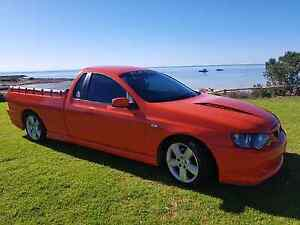 2003 BA XR8 BOSS 260 UTE Moonta Bay Copper Coast Preview