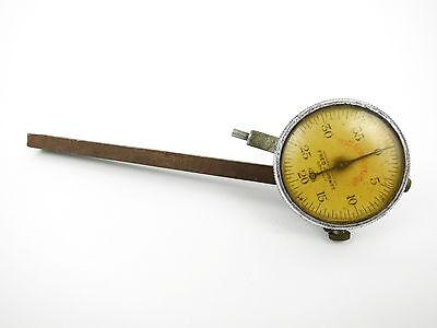 Vintage Pratt Grinding Depth Gauge Dial Indicator 11000 Machinist Tool Detroit
