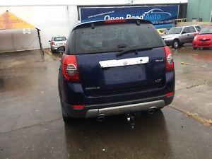 2010 Holden captiva diesel 7 seat(1 year free warranty)