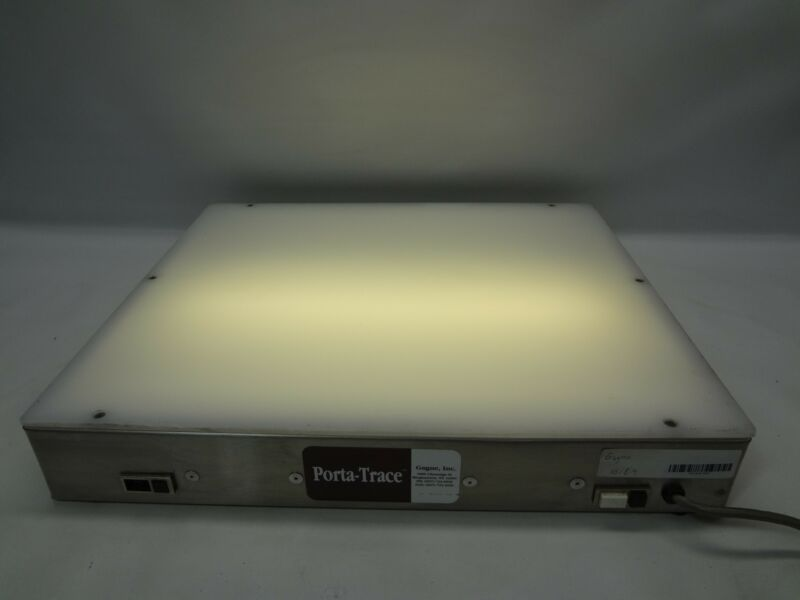 Gagne 1618-4 Porta-Trace Portable Light Table