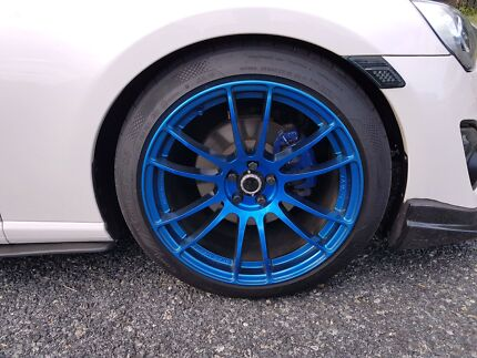 GT 86 57xtreme Gram lights Rays Wheels limited edition