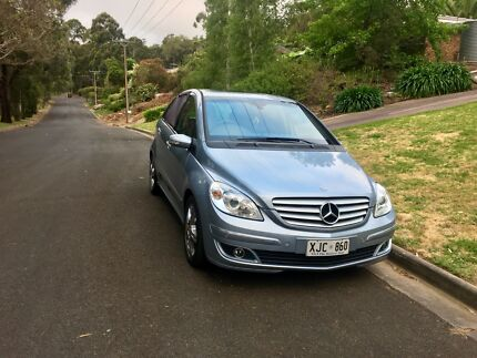 MERCEDES B200 2005 TURBO AUTOMATIC  Blackwood Mitcham Area Preview