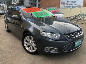 2012 FORD Falcon FG G6 Limited Edition One owner Low klms 31/5/21 Rego As new  Granville Parramatta Area Preview