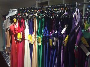 Bridesmaid dresses HALF PRICE while stocks last Corinda Brisbane South West Preview