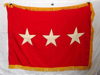 flag778 US Army 3 Star Lieutenant General Service Flag W9E